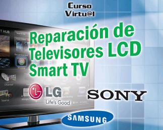 Curso virtual: Reparación de televisores LCD Smart TV